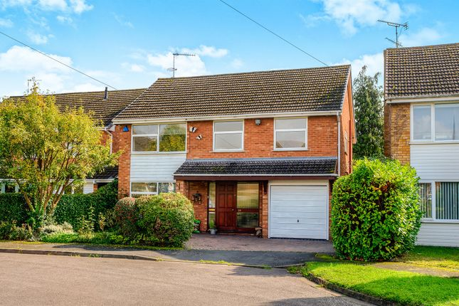 Thumbnail Detached house for sale in Tennyson Road, Stratford-Upon-Avon