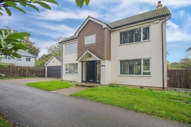 Thumbnail Detached house for sale in Braiswick, Colchester, Essex