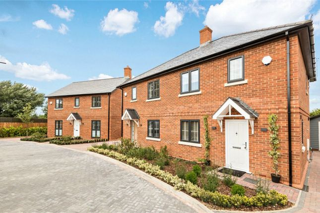 Thumbnail Semi-detached house for sale in Crescent Gardens, Barley Mow Lane, Colney Heath, St Albans, Hertfordshire