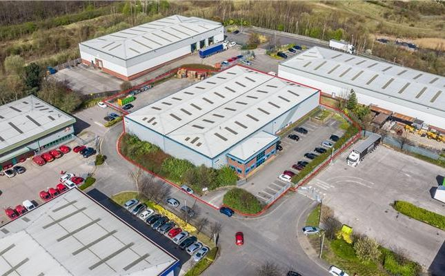 Thumbnail Light industrial for sale in Unit 7, Speedwell Road, Whitwood, Castleford, West Yorkshire