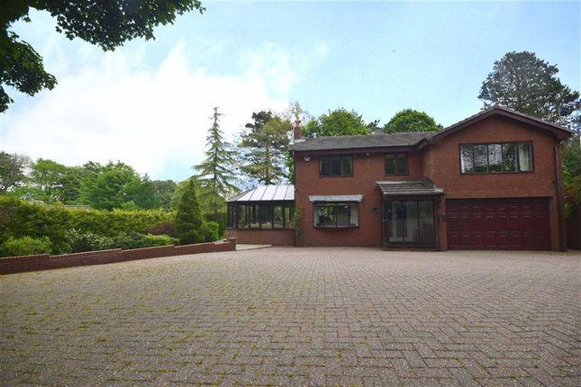 Thumbnail Detached house for sale in Printshop Lane, Darwen