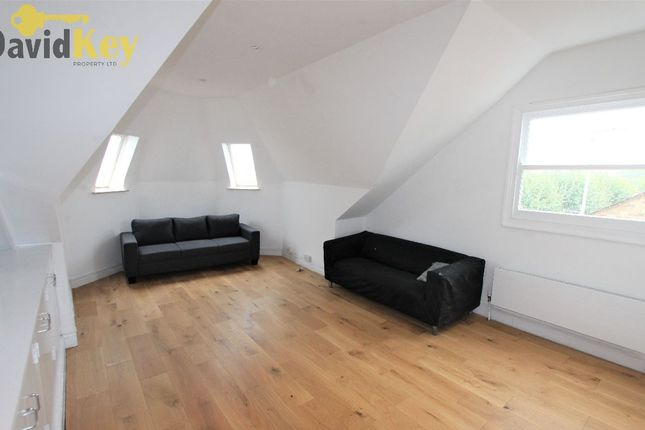 Thumbnail Flat to rent in Mount View Road, London