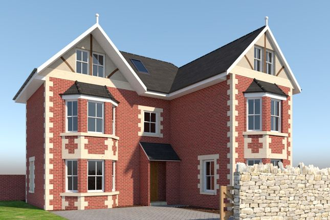 Thumbnail Detached house for sale in Blouchers Lane Locarno Road, Swanage