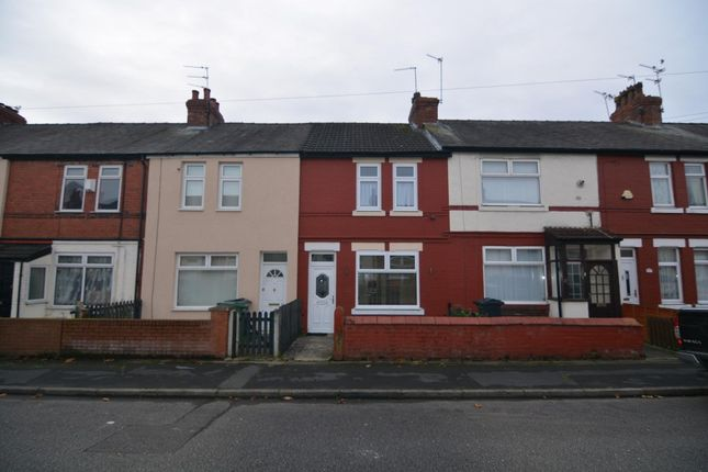 Thumbnail Terraced house to rent in Livingstone Road, Ellesmere Port