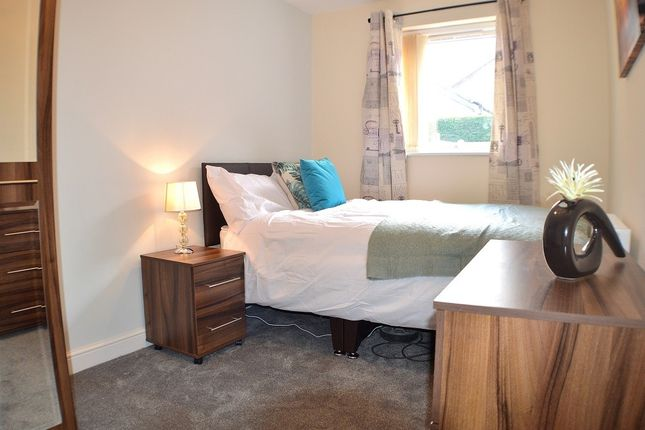 Thumbnail Shared accommodation to rent in Nottingham Road, Spondon, Derby