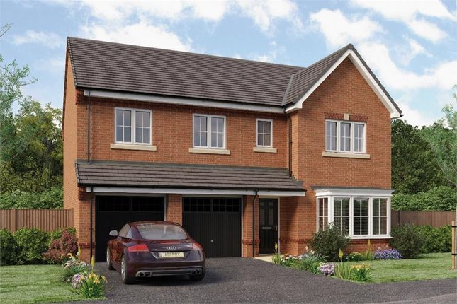 "Thumbnail Detached house for sale in ""Buttermere"" at Jack Lane, Moulton, Northwich"