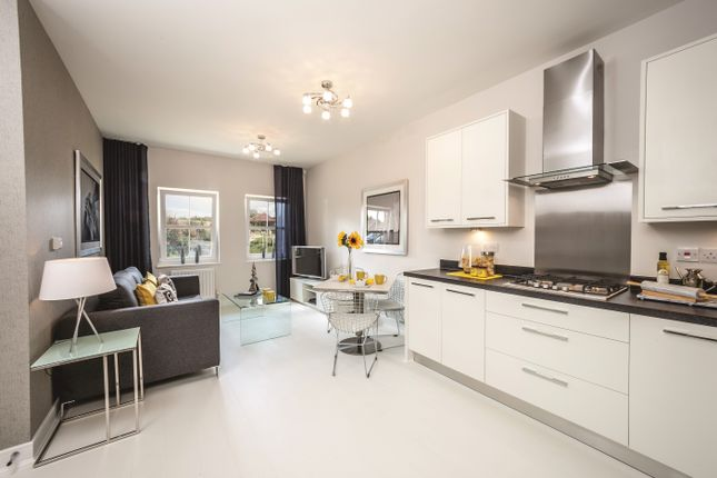 Thumbnail Flat for sale in 5085 1 Bed Apartment, Marlborough Road, Swindon