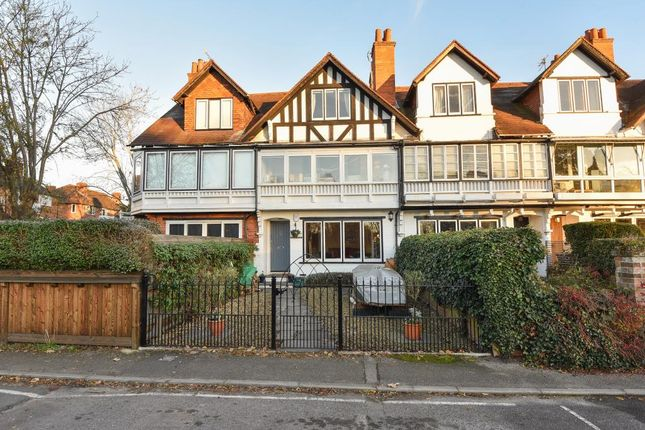 Thumbnail Town house to rent in River Road, Taplow