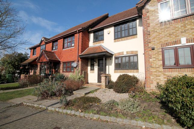 Thumbnail Terraced house to rent in Rosewood Way, West End, Surrey