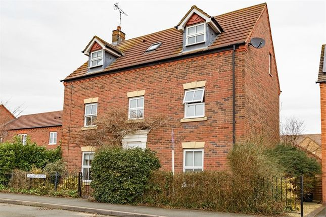 Thumbnail Semi-detached house for sale in Poland Avenue, Lower Quinton, Stratford-Upon-Avon, Warwickshire