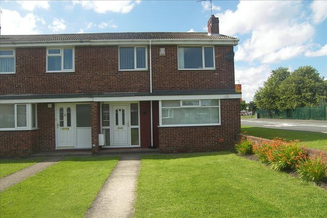 Thumbnail Terraced house to rent in Bamburgh Close, Blyth