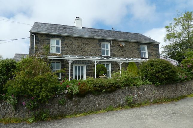 Thumbnail Detached house for sale in Llanarth, Aberaeron