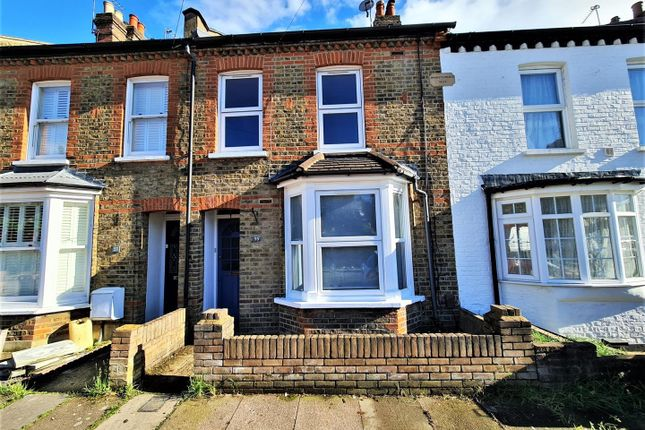 Thumbnail Terraced house for sale in Mead Road, Edgware
