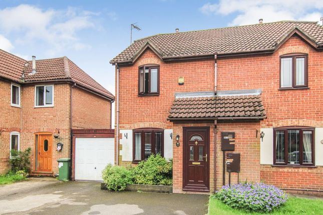 Thumbnail Semi-detached house for sale in Cantley Road, Riddings, Alfreton