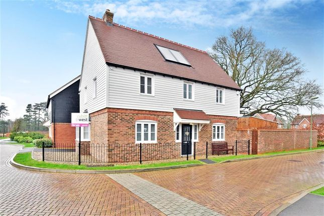 Thumbnail Detached house for sale in Haine Close, Horley, Surrey