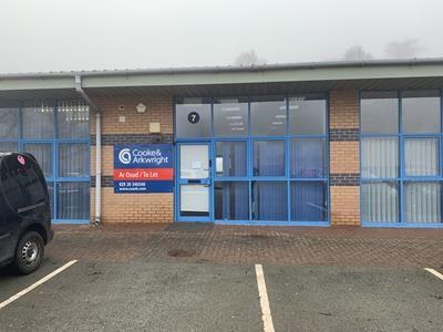 Thumbnail Office to let in Unit 7 Llys Y Fedwen, Parc Menai Business Park, Bangor