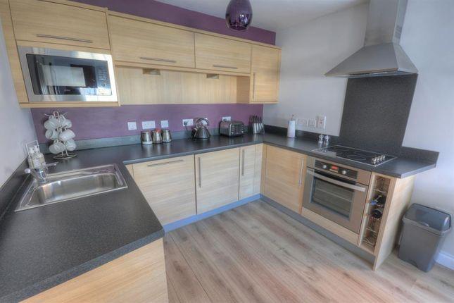 Kitchen of Perran Court, Moor Road, Filey YO14