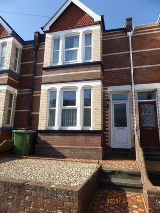 5 bed terraced house to rent in Clinton Avenue, Exeter