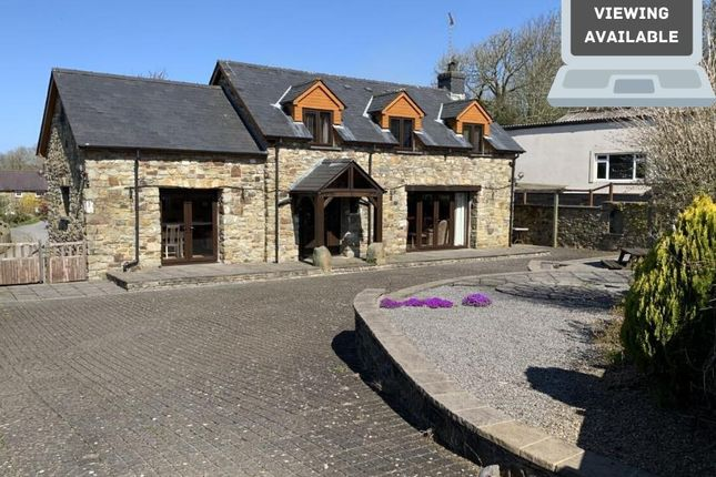 Thumbnail Land for sale in Tresaith, Cardigan