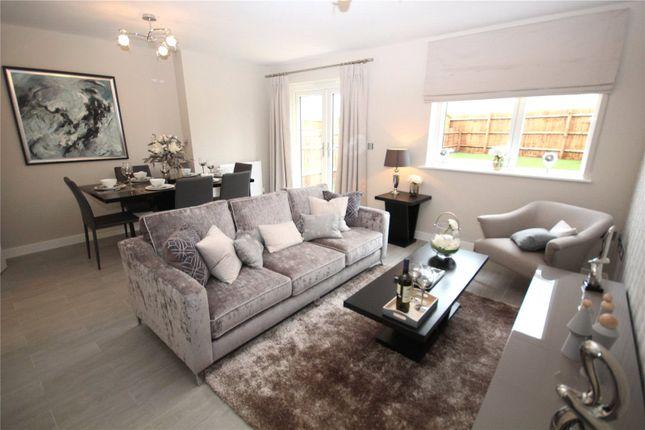 Show Home Lounge of Harrow View West, Harrow View, Harrow, Middlesex HA2