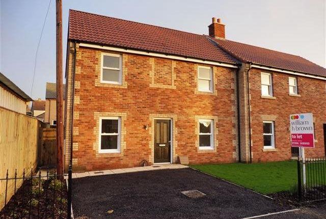 Thumbnail Semi-detached house to rent in Primrose Avenue, Downham Market