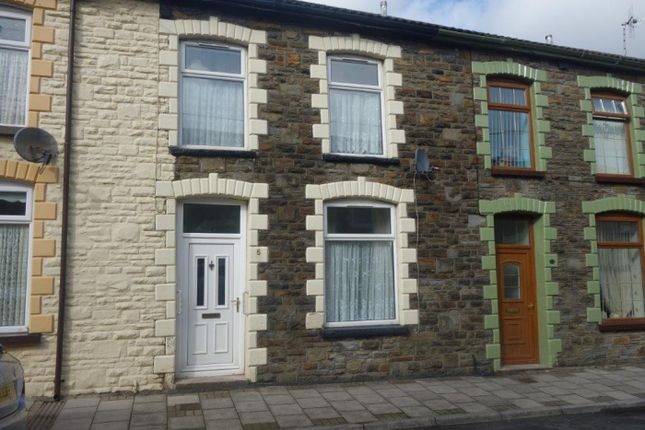 Thumbnail Terraced house to rent in Whitting Street, Porth