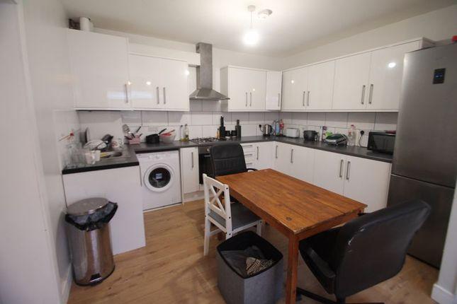 Thumbnail Semi-detached house to rent in Peachey Lane, Uxbridge