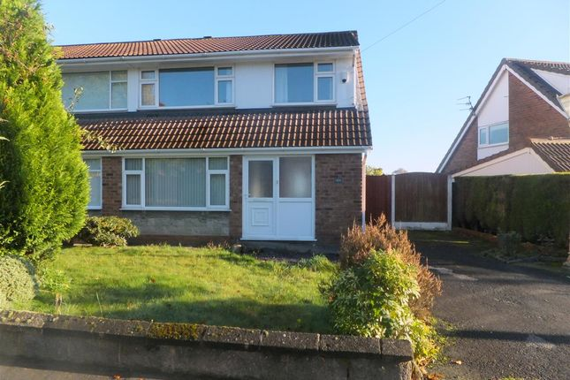 Thumbnail Semi-detached house for sale in Ashton Avenue, Rainhill, Prescot