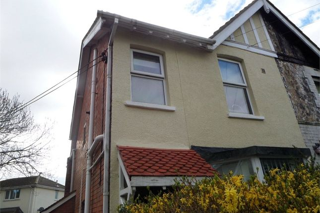 Thumbnail Flat to rent in The Avenue, Caldicot, Monmouthshire