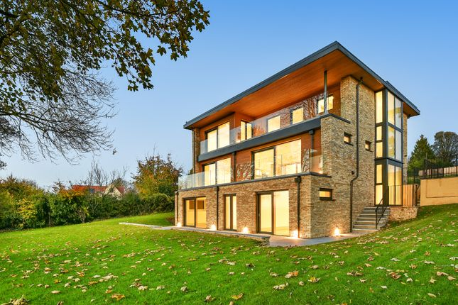 Thumbnail Detached house for sale in Amberley Ridge, Rodborough Common, Stroud