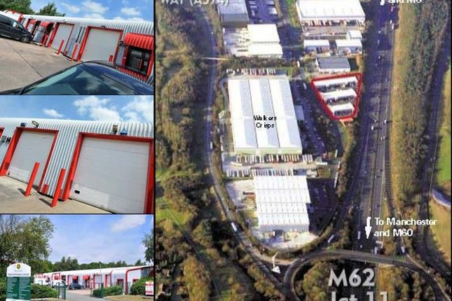 Thumbnail Light industrial to let in Unit 17, Prestwood Court, Leacroft Road, Birchwood, Warrington, Cheshire