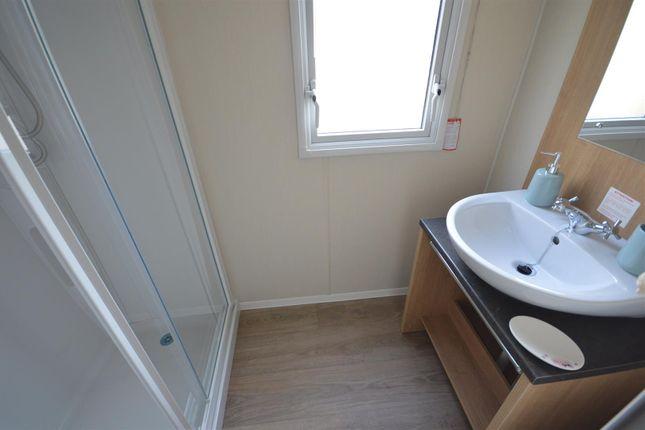 Shower Room of Tree Tops, Week Lane, Dawlish EX8