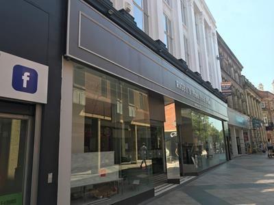 Thumbnail Retail premises to let in 13-17 Sankey Street, Warrington, Cheshire