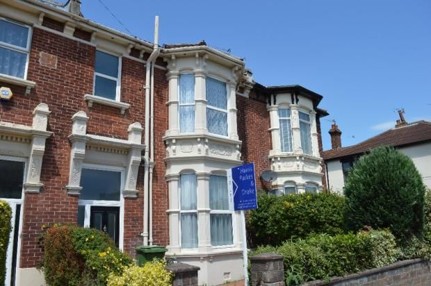 Thumbnail Flat to rent in 50 Milton Road, Portsmouth
