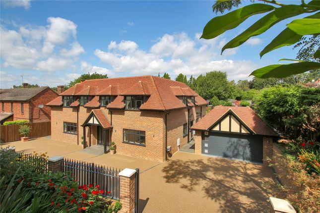 Thumbnail Detached house for sale in Milton Avenue, Badgers Mount, Sevenoaks, Kent