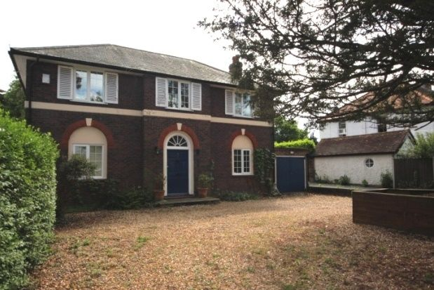 Thumbnail Property to rent in The Kingsway, Ewell, Epsom