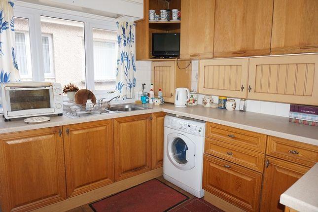 Kitchen of Heol-Y-Groes, Litchard, Bridgend, Bridgend County. CF31