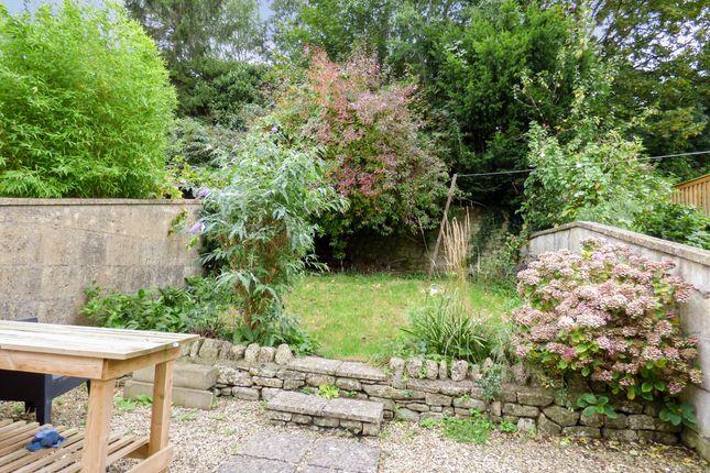 Rear Garden of Widcombe, Central Bath BA2