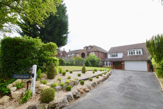 Thumbnail Detached house for sale in 52 Hoe Lane, Abridge