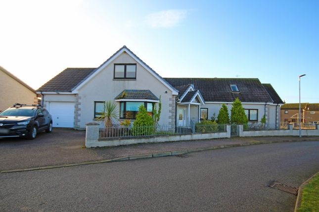 Thumbnail Detached house for sale in Doocot View, 1 Doocot Way, Buckie