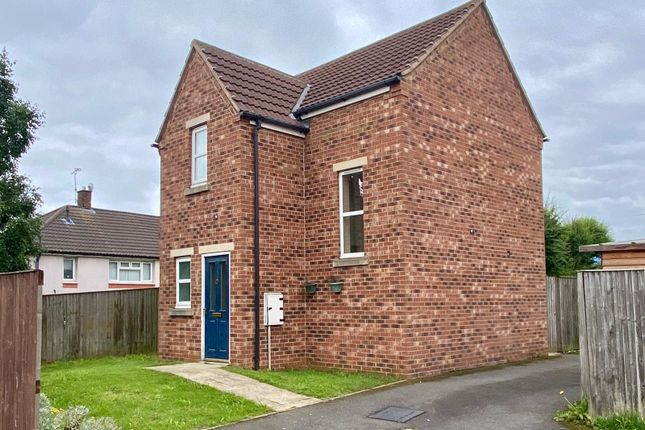 Thumbnail Detached house to rent in Greyfriars Close, Scunthorpe