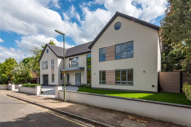 Thumbnail Detached house for sale in Saxonbury Gardens, Long Ditton, Surbiton, Surrey