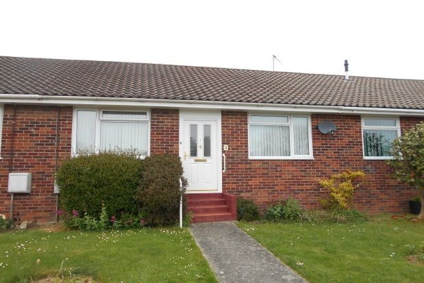 Thumbnail Bungalow to rent in Rivers Road, Yeovil