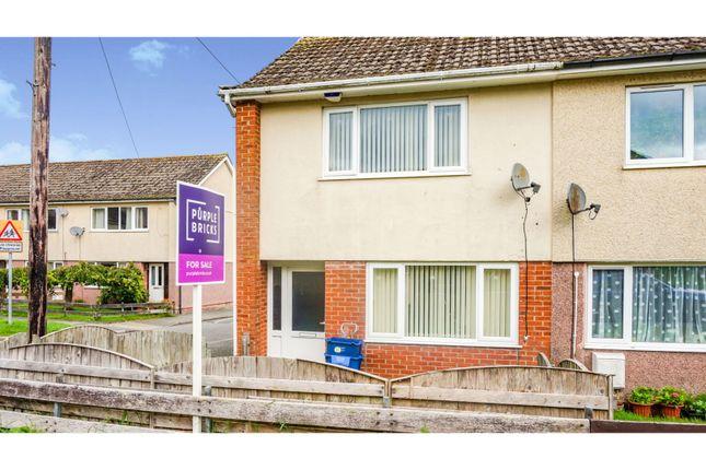 Thumbnail Semi-detached house for sale in Hampton Way, Beaumaris