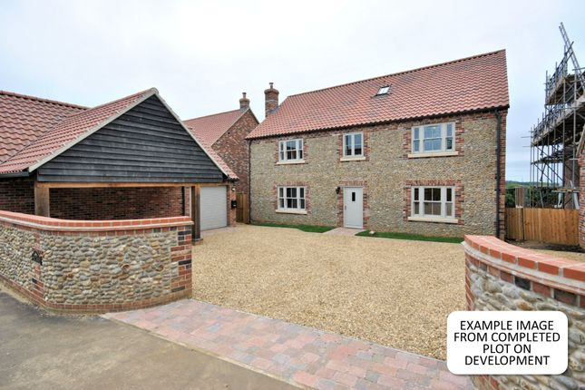 Thumbnail Detached house for sale in Massingham Road, Castle Acre, King's Lynn