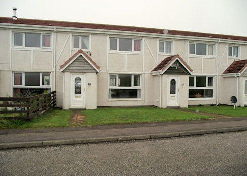 Thumbnail Terraced house for sale in Sound Of Kintyre Machrihanish, Campbeltown