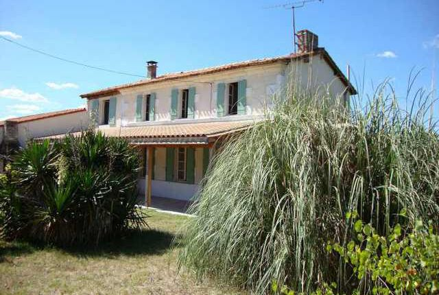 Thumbnail Detached House For Sale In Montguyon, Jonzac, Charente Maritime,  Poitou