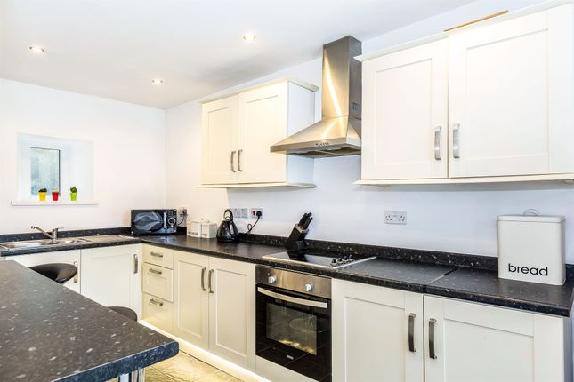 Thumbnail End terrace house for sale in Braich-Y-Cymer Road, Pontycymer, Bridgend