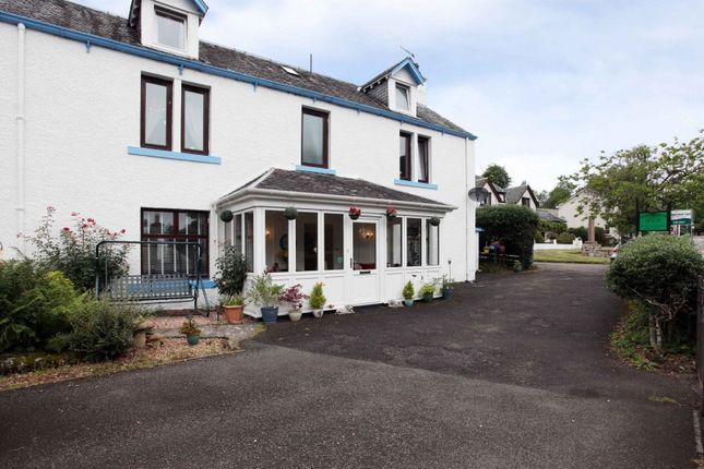 Thumbnail Detached house for sale in Lochearnhead, Perthshire