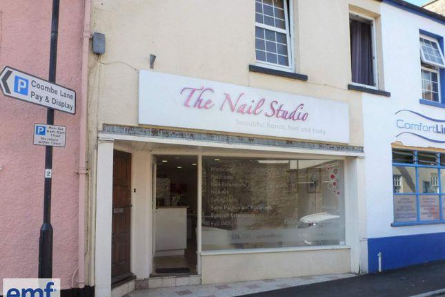 Thumbnail Retail premises for sale in Axminster, Devon